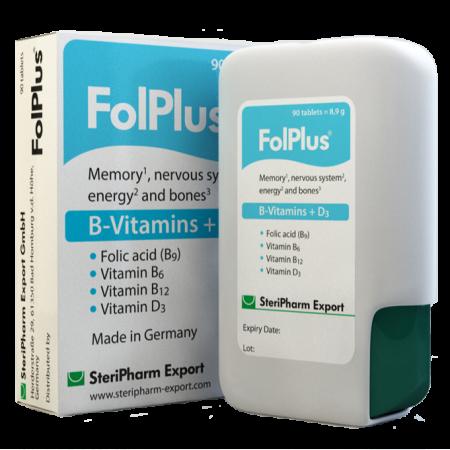 Folplus von SteriPharm Export